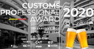 20200123 Customs Pro Award Zaventem bier