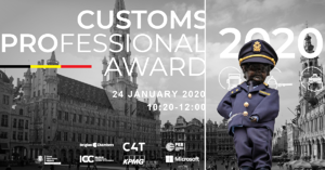 20200124 Customs Pro Award Brussel